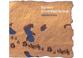 Earth Wheel Sky B - From India to Ibiza - (CD)