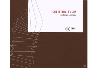 Christina & Sunship String Quartet Fuchs - No Tango & Strings - (CD)