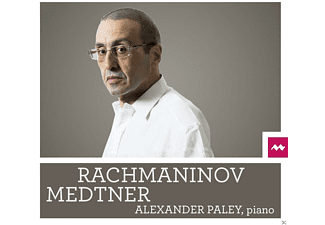 Alexander Paley - Klavierwerke - (CD)