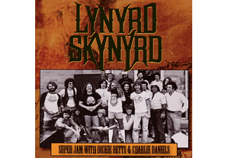 Lynyrd Skynyrd - Super Jam With Dickie Betts & Charlie Daniels [CD]