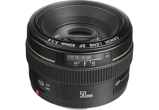 CANON Standaardlens EF 50mm F1.4 USM (2515A012)