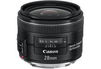 CANON Objectif grand angle EF 28mm F2.8 IS USM (5179B005AA)