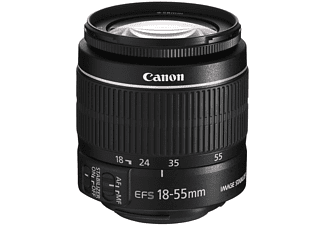 CANON EF-S 18-55mm F3.5-5.6 IS II (5121B005)