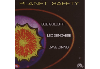 Zinno - Planet Safety - (CD)