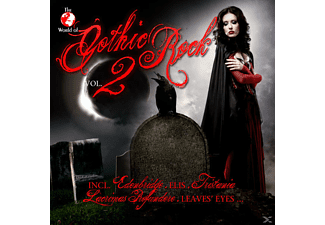 VARIOUS - Gothic Rock Vol.2 - (CD)
