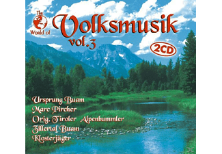 VARIOUS - W.O.Volksmusik Vol.3 - (CD)