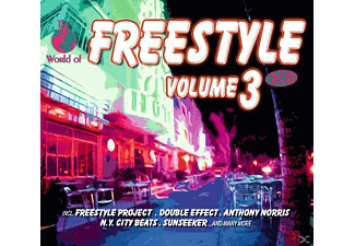 VARIOUS - Freestyle Vol. 3 - (CD)