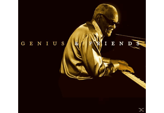 Ray Charles - Genius & Friends [CD]
