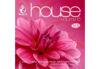VARIOUS - W.O.House Vol.6 - (CD)