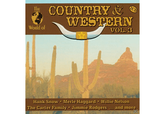 Various - W.O.Country & Western Vol.3 - (CD)