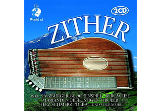 VARIOUS - The World Of Zither - (CD)
