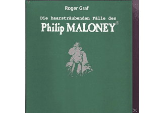Philip Maloney Box 9 - 5 CD - Hörbuch
