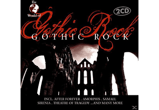 VARIOUS - Gothic Rock - (CD)