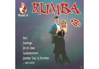VARIOUS - W.O.Rumba - (CD)