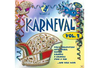 Various - W.O.Karneval Vol.2 - (CD)