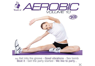 VARIOUS - Aerobic Vol. 10 - (CD)