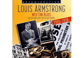 Louis Armstrong - West End Blues-Hot Fives & Hot Sevens - (CD)