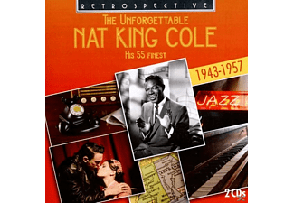 Nat King Cole - The Unforgettable - (CD)