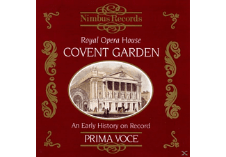 VARIOUS, Lehmann, Gigli, Caruso, Melba - Covent Garden 1904-1939 - (CD)