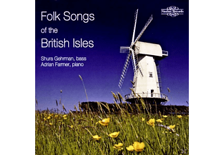 GEHRMAN,SHURA/FARMER,ADRIAN - Folk Songs of the British Isles - (CD)