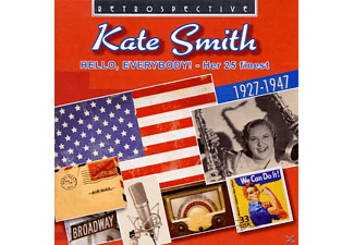 Kate Smith - Hello, Everybody! - (CD)