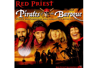 Red Priest - Pirates of the Baroque - (CD)