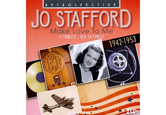 Jo Stafford - Make Love To Me - (CD)