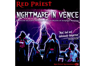 Redpriest, Red Priest - Red Priest/Nightmare In Venice - (CD)