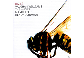 Elder, Henry/elder/halle Roch & Chorus Goodman - Vaughan Williams:The Wasps - (CD)