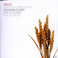 The Halle Orchestra, Mark Halle Orchestra & Elder - English Landscapes [CD]