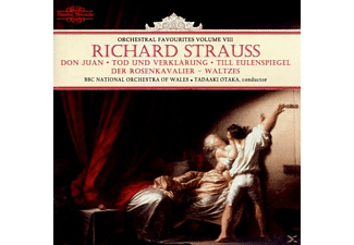 Tadaaki & Bbc National Orchestra Wales Otaka - Strauss:Don Juan/+ - (CD)