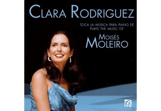 Clara Rodriguez - Moleiro:Piano Works - (CD)