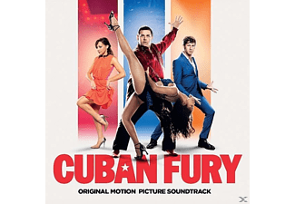 VARIOUS - Cuban Fury - (CD)