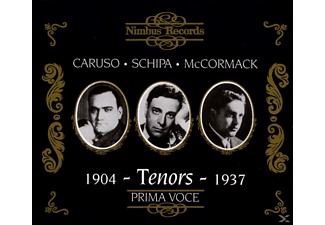 Schipa - Tenors 1904-1937 - (CD)