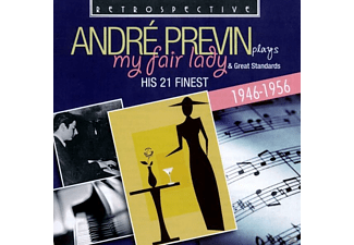 André Previn - My Fair Lady - (CD)