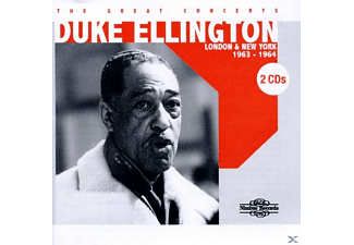 Duke Ellington Orchester, Duke Ellington & His Orchestra - Ellington London & New York - (CD)