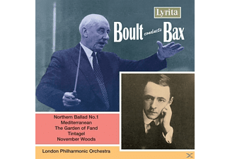 Adrian & London Philharmonic Orchestra Boult - Bax Conducts Bax - (CD)