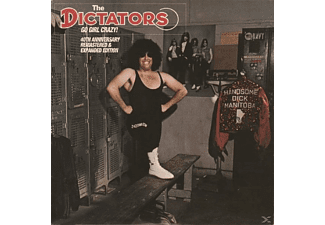 The Dictators - Dictators Go Girl Crazy - (Vinyl)