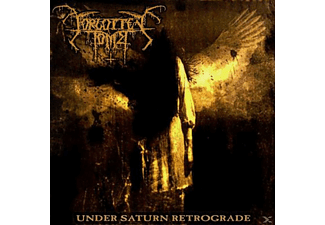 Forgotten Tomb - Under Saturn Retrograde - (CD)