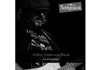 Miller Anderson Band - Live At Rockpalast 2010 - (CD)