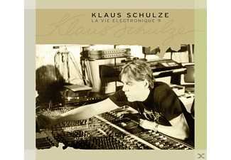 Klaus Schulze - La Vie Electronique Vol.9 - (CD)