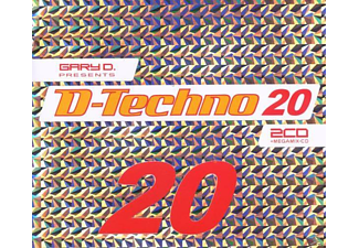 VARIOUS - D.Techno 20/Gary D. - (CD)