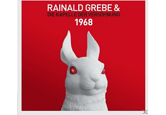 Rainald Grebe - 1968 - (CD)
