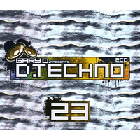 VARIOUS - D.Techno 23/Gary D. [CD]