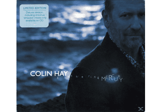 Colin Hay - Gathering Mercury (Limited Edition) - (CD)