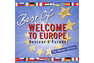 Various For Europe - Welcome to Europe [CD]