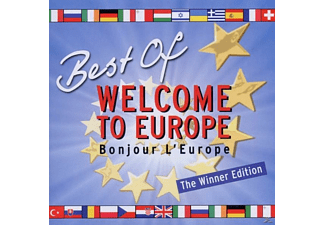 Various For Europe - Welcome to Europe - (CD)