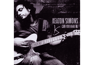 Keaton Simons - Can You Hear Me - (CD)