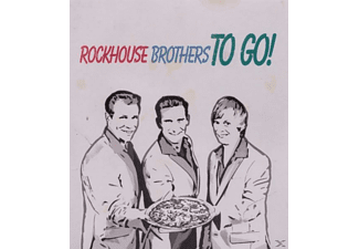 Rockhouse Brothers - To Go! - (CD)