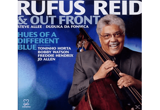Rufus Reid, The Out Front Trio - Hues Of A Different Blue - (CD)